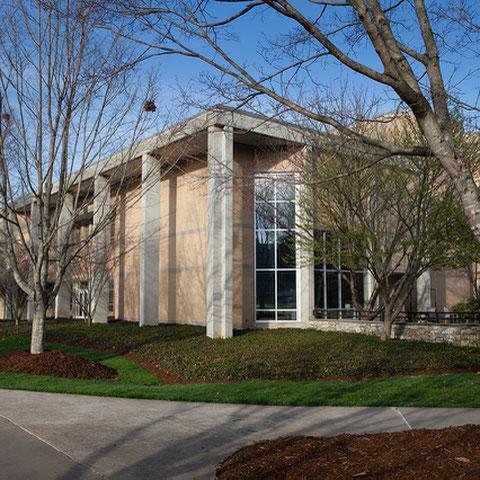 UNC Asheville | Campus Map